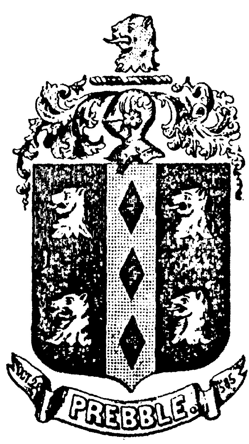 Coat of Arms from GHP Book
