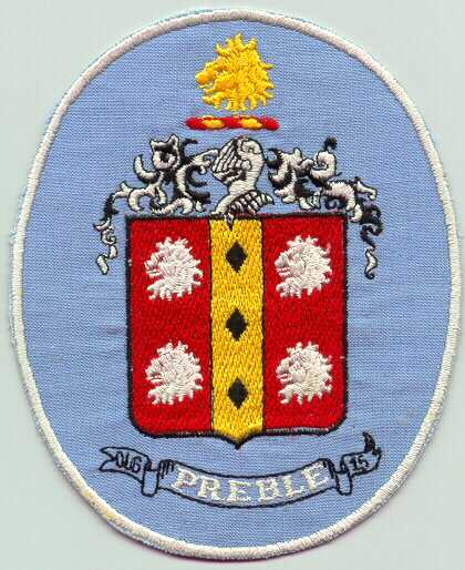 Preble Coat of Arms